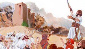 Línea de tiempo de la Historia de la Salvacion del Hombre