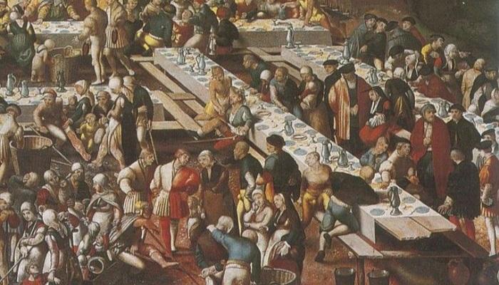 Parábola del Banquete de Bodas