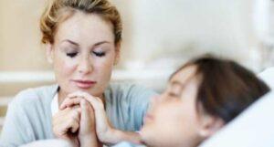 Oraciones para un Enfermo Terminal
