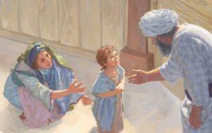 Ana una Mujer de Fe en la Biblia
