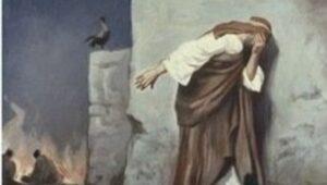 Pedro negó a Jesús