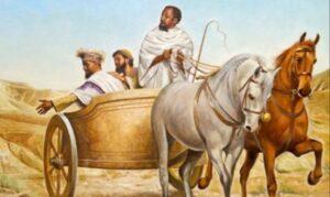Felipe se encuentra con el Etíope