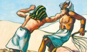 La Historia del Nacimiento de Moisés