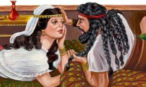 Sansón y Dalila