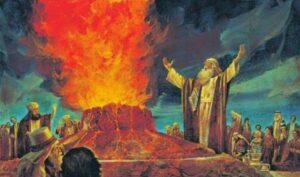 Elías el Profeta de Fuego