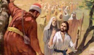 La Historia de Zaqueo en la Biblia