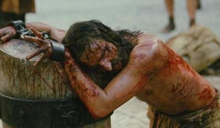 El dolor de Jesús