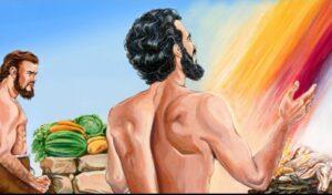 La Ofrenda de Caín y Abel