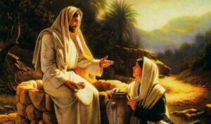 El Encuentro de Jesús y la Samaritana