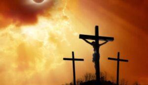 Jesús siendo el Cordero de Dios