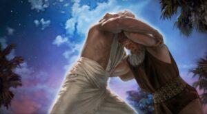 La Lucha de Jacob con el Ángel de Dios