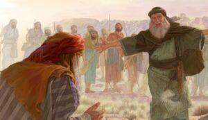 El Reencuentro de Jacob con Esaú