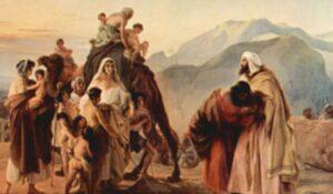 Preparación de Jacob para el encuentro con Esaú