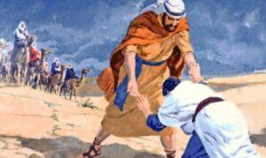 A Jacob le cambian el nombre a Israel