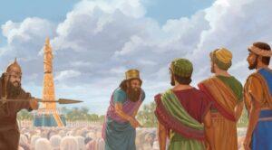 La Fe inquebrantable de Sadrac, Mesac y Abed-nego