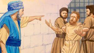 La Falta de Perdón del Siervo