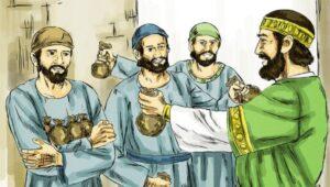 Simbología de la Parábola de las 10 Minas