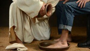 Importancia de lavar los Pies a los Discípulos