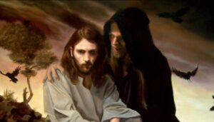 Simbología de La Tentación de Jesús