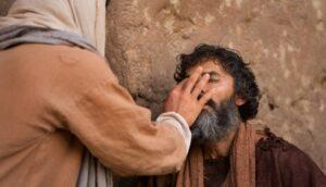 Jesús sanó a un Ciego de Nacimiento