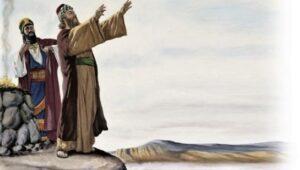 Frase Dios no es Hombre para que mienta Números 23:19