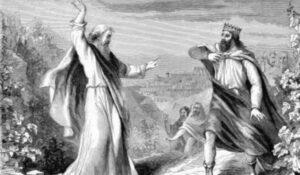 Enseñanza de la frase Dios no es Hombre para que mienta