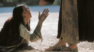 La historia de La mujer Adúltera Juan 8:1-11