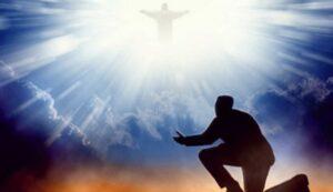 Arrodillate Delante De Dios y Adoralo
